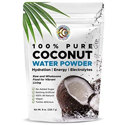 Global Agua de coco puro Market