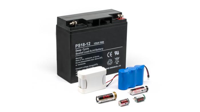Global Baterias Industriales Market