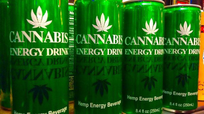 Global Bebidas de cannabis Market