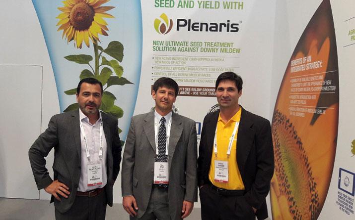 Global Fungicidas para el tratamiento de semillas Market
