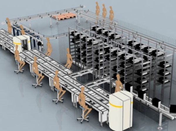 Global Sistema automatizado de almacenamiento y recuperaci n ASRS Market