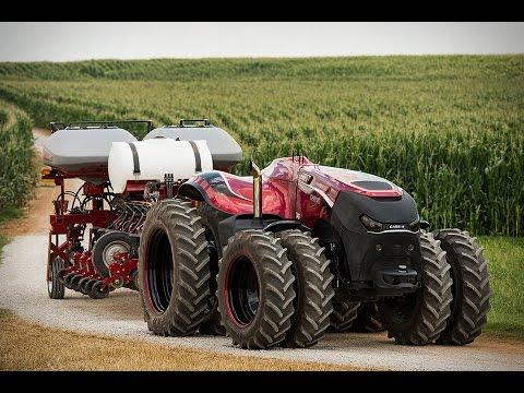 Global Tractores aut nomos Market